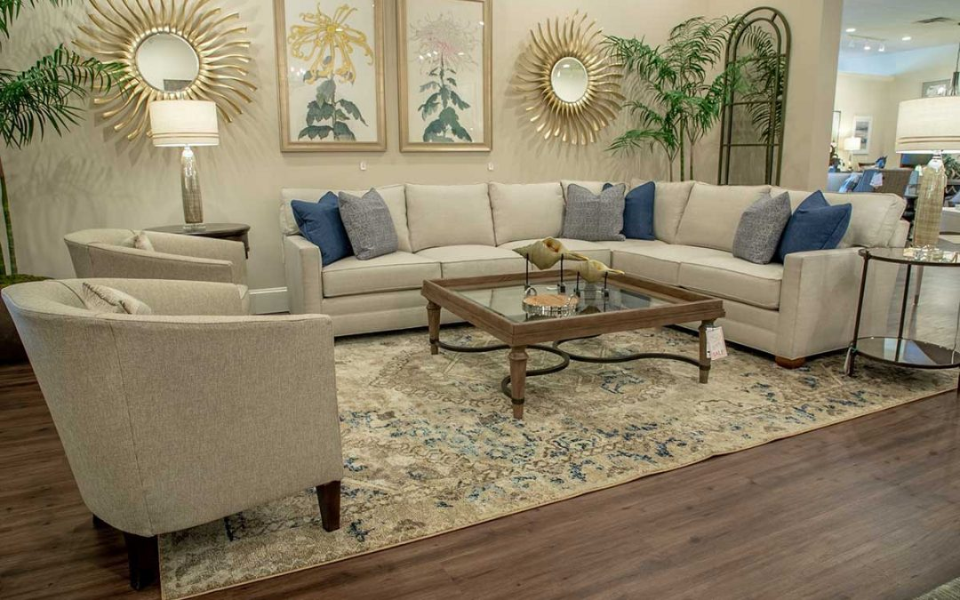 Living Room Furniture at Tuscany Fine Furnishings